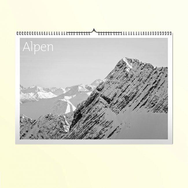 Wandkalender, Fotograf Peter von Felbert